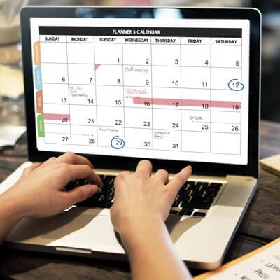 A Look At Why You Should Use A Marketing Calendar