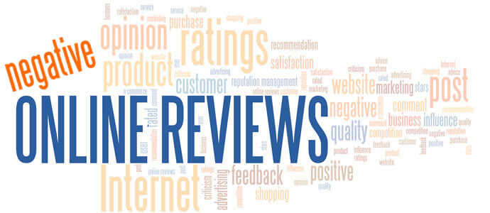How To Deal With Negative Reviews Of Your Business Online